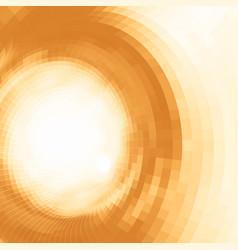 Abstract vortex vector