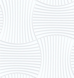 Quilling paper basic striped pin will vector