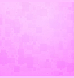 Pale pink shades glowing rounded tiles background vector