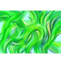 Seaweed vector