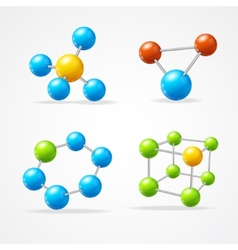 Molecule set vector
