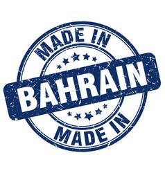 Made in bahrain vector