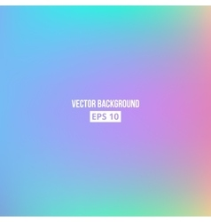 Abstract blur gradient background vector