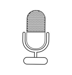 Microphone sound record vector