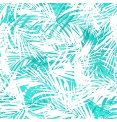 Seamless neo camouflage tropical summer pattern vector