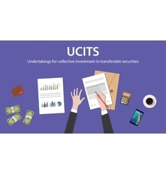 Ucit undertakings for collective investment in vector