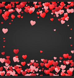 valentines day background design for wedding vector image