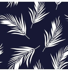 Dark blue and white seamless graphic pattern with vector