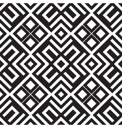 Universal different geometric seamless patterns vector
