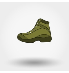 Boot vector image vector image