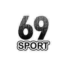 Sport team logotype vector image vector image