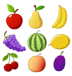 Hand drawn fruit vector