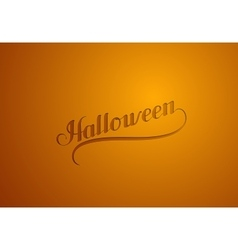 Halloween holiday vector