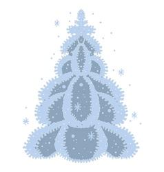 December tree vector