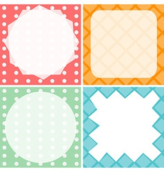 Background templates vector