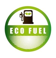 Eco fuel vector