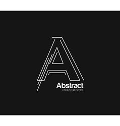 A company vector image