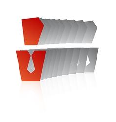 Business avatars gradient 2 vector