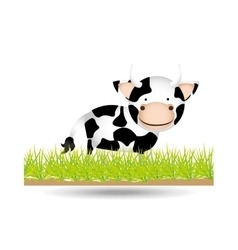 Animals farm design vector