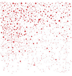 abstract background with many falling tiny vector image