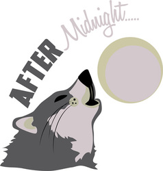 After midnight vector