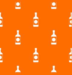 Japanese sake pattern seamless vector