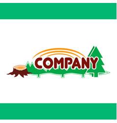 logo sign symbol design vector image