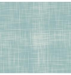 Blue linen seamless texture vector
