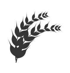 Laurel branch nature icon graphic vector