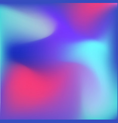 Cold colors gradient background vector