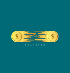 Money transfer vector