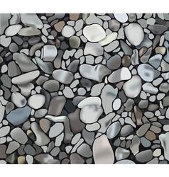 Rocky texture vector