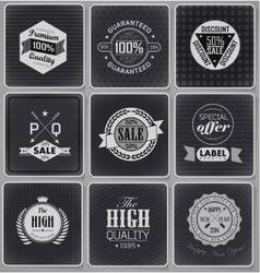 Collection of premium quality vector