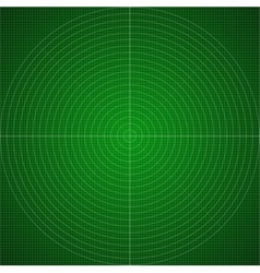 Grid on a green background Eps 10 vector image vector image