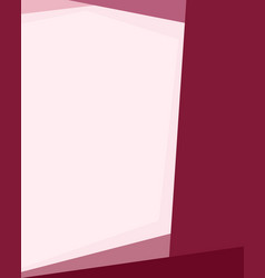 material design red background vector image