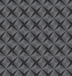 Seamless pattern gray tile vector image