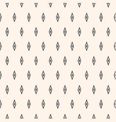 argyle seamless pattern simple geometric texture vector image vector image