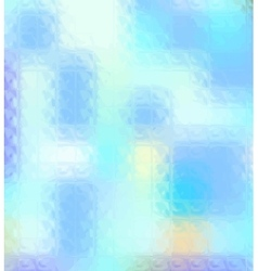 Blue background with glass texture vector