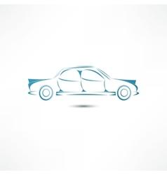 Car Icon vector image