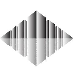 Shadow perspective vector