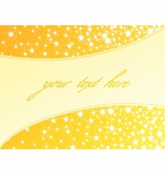 sparkly background vector image
