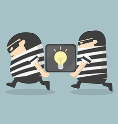 Idea stealing vector