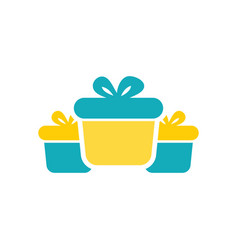 gift box ilustration vector image