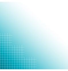 Gradient background copybook cell vector
