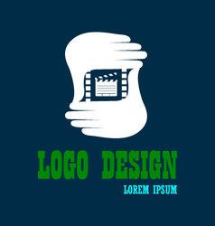 Logo design 2 vector image vector image