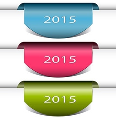 Set of labels badges and stickers vector