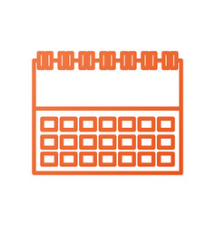 calendar business date appointment icon vector image vector image
