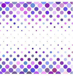 Dot pattern background - geometrical design from vector