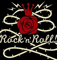 Rock n roll vector