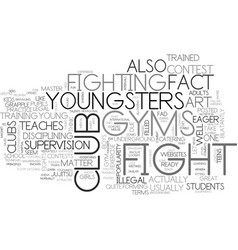 What you need to know about fight club gyms for vector
